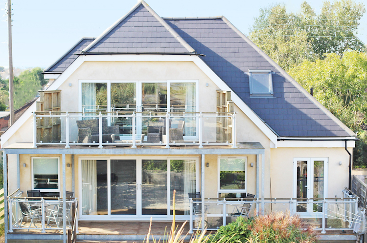 Claremont Beach House Kent Holiday Cottages