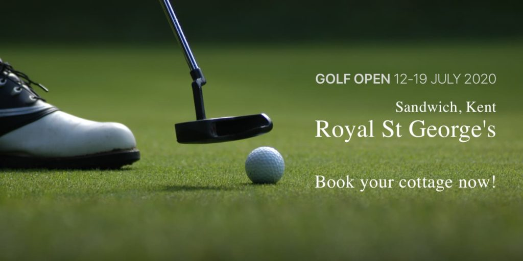 2020 Golf Open Royal St Georges